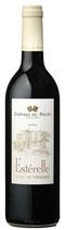 Rotwein Estérelle - Côtes de Provence