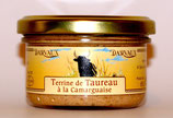 Terrine - Stier der Camargue