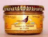Terrine - Fasan in Portwein