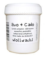 Avo&Cado Wollwachs