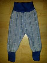 Hose Edelweiss Hellblau