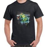 T-shirt perche aux leurres