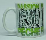 Mug sur la passion peche