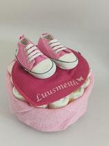 Windeltorte Mini Pink