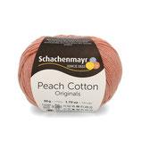Peach Cotton 130 Peach