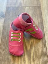 Pink/Grün mit Schnürsenkel