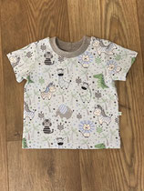 T-Shirt Safari Hellblau