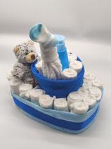 Windelschiff Blau