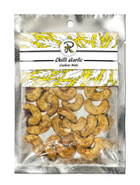 Chilli Garlic Jumbo Cashew Nuts Snack Pack