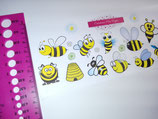 Stickers Abeilles