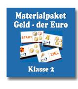 Die Euro-Münzen: erstes Rechnen mit Geld