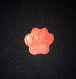 Pawcandle klein (Rot) - handgemacht