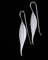 Boucles d'oreilles en argent créateur 12