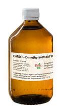 DMSO Dimethylsulfoxyd 500