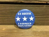 "BADGE AIMANT ""LA BRESSE L'HONECK PLUS ULTRA"""