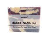 Naturseife Dance with me vegan bio 70g
