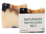 Naturseife Herrenseife No. 2 vegan bio 70g
