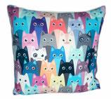 Kissen Meow 40 x 40 cm