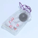 Netz mit Spielsachen