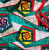 African Labyrinth Bag