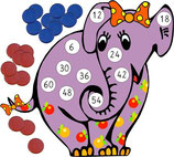 1x1 Elefant