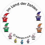 Mathe-Märchen CD mit Arbeitsblättern