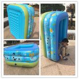 sb001 - 小漫游哆漫泳宝婴儿游泳池 儿童婴幼儿大号水池充气喷水游泳池  包邮