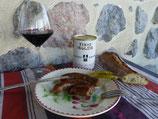Saucisses confites de Porc Basque
