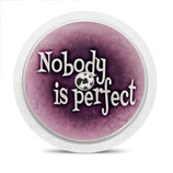Freestyle Libre Sensorsticker - Nobody is perfect