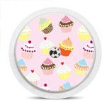 Freestyle Libre Sensorsticker - Cupcakes