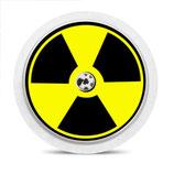 Freestyle Libre Sensorsticker - Radioaktiv
