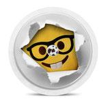 Freestyle Libre Sensorsticker - Smiley