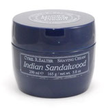 Cyril Salter Luxury Shaving Cream Indian Sandalwood 165gr