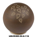 Kunsturne aus hochwertiger Keramik in 3 verschiedenen Ausführungen - 3 Liter