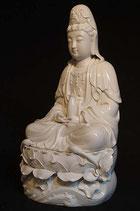 ZV-B11 Handgemachte Buddha Urne aus chinesischem Porzellan - 6 Liter