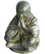 UG-300048 Buddha Urne aus echter massiver Bronze - 4 Liter