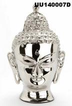 Buddha Urne aus Aluminium in zwei verschiedenen Farben - 3,6 Liter