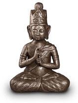 UGKS302 Buddha Urne aus hochwertiger Keramik - 3,5 Liter