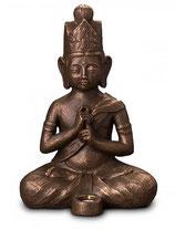 UGK302T Handgemachte Buddhaurne aus hochwertiger Keramik - 3,5 Liter