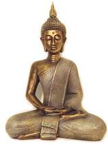 KY1035557 Buddha Urne in der Farbe goldbronze - 3,5 Liter