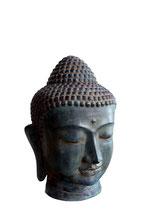UG-100625 Buddha Urne echter schwerer Bronze - 1,9 Liter