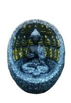 ZV-B08K Budda Urne aus chinesischer Keramik - 1,2 Liter