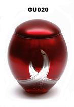 Tierurne aus böhmischem Kristallglas in verschiedenen Ausführungen - 3,5 Liter