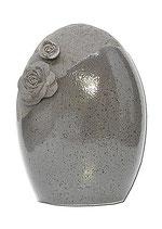 WD-UTP209 Urne aus hochwertiger Keramik mit Rosen verziert