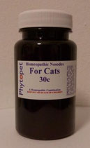 Nosodes For Cats 30c