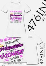 Be a Princess T-Shirt