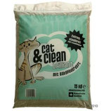 Cat & Clean Brilliant mit Babypuderduft 10Kg