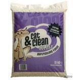 Cat & Clean de Luxe mit Vanilleduft  10Kg