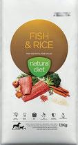 Natura Diet Fish + Rice