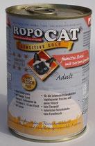 RopoCat Sensitive Gold Rind mit zartem Gemüse